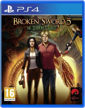 Broken Sword 5 - The Serpent's Curse (PS4) - PS4, Xbox One, PS 3, PS Vita, Xbox 360, PSP, 3DS, PS2, Move, KINECT, Обмен игр и др.