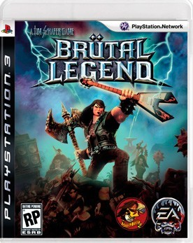Brutal Legend (PS3) - PS4, Xbox One, PS 3, PS Vita, Xbox 360, PSP, 3DS, PS2, Move, KINECT, Обмен игр и др.