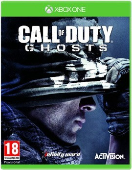 Call of Duty: Ghosts (Xbox One) - PS4, Xbox One, PS 3, PS Vita, Xbox 360, PSP, 3DS, PS2, Move, KINECT, Обмен игр и др.