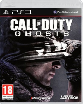 Call of Duty: Ghosts (PS3) - PS4, Xbox One, PS 3, PS Vita, Xbox 360, PSP, 3DS, PS2, Move, KINECT, Обмен игр и др.