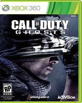 Call of Duty: Ghosts (Xbox 360) - PS4, Xbox One, PS 3, PS Vita, Xbox 360, PSP, 3DS, PS2, Move, KINECT, Обмен игр и др.