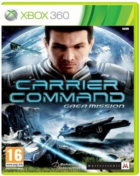 Carrier Command: Gaea Mission (Xbox 360) - PS4, Xbox One, PS 3, PS Vita, Xbox 360, PSP, 3DS, PS2, Move, KINECT, Обмен игр и др.