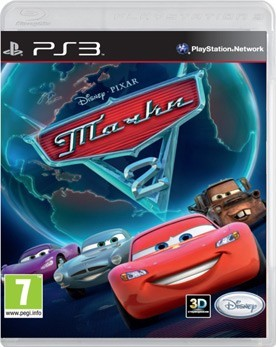 Cars 2 (Disney: Тачки 2) (PS3) - PS4, Xbox One, PS 3, PS Vita, Xbox 360, PSP, 3DS, PS2, Move, KINECT, Обмен игр и др.