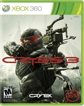 Crysis 3 (Xbox 360) - PS4, Xbox One, PS 3, PS Vita, Xbox 360, PSP, 3DS, PS2, Move, KINECT, Обмен игр и др.
