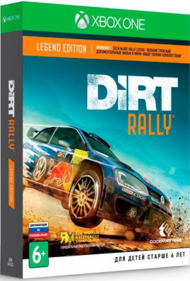 DIRT RALLY Legend Edition (Xbox One) - PS4, Xbox One, PS 3, PS Vita, Xbox 360, PSP, 3DS, PS2, Move, KINECT, Обмен игр и др.