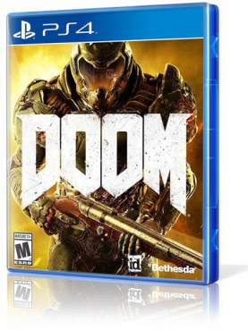 Doom (PS4) - PS4, Xbox One, PS 3, PS Vita, Xbox 360, PSP, 3DS, PS2, Move, KINECT, Обмен игр и др.