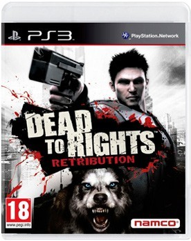 Dead to Rights: Retribution (PS3) - PS4, Xbox One, PS 3, PS Vita, Xbox 360, PSP, 3DS, PS2, Move, KINECT, Обмен игр и др.