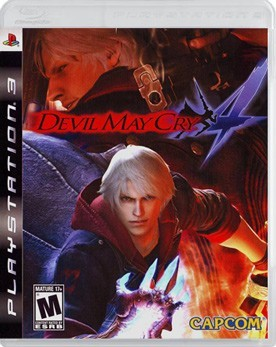 Devil May Cry 4 (PS3) - PS4, Xbox One, PS 3, PS Vita, Xbox 360, PSP, 3DS, PS2, Move, KINECT, Обмен игр и др.