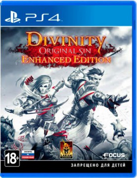 Divinity. Original Sin: Enhanced Edition (PS4) - PS4, Xbox One, PS 3, PS Vita, Xbox 360, PSP, 3DS, PS2, Move, KINECT, Обмен игр и др.
