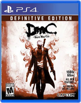 DmC (Devil May Cry) (PS4) - PS4, Xbox One, PS 3, PS Vita, Xbox 360, PSP, 3DS, PS2, Move, KINECT, Обмен игр и др.