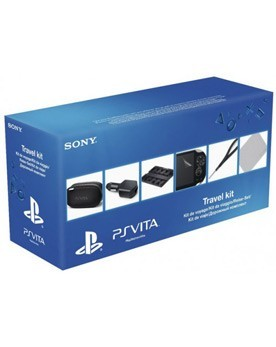 Дорожный набор аксессуаров для PS Vita (PS Vita Travel Kit) - PS4, Xbox One, PS 3, PS Vita, Xbox 360, PSP, 3DS, PS2, Move, KINECT, Обмен игр и др.