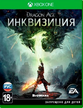 Dragon Age: Inquisition (Dragon Age: Инквизиция) (Xbox One) - PS4, Xbox One, PS 3, PS Vita, Xbox 360, PSP, 3DS, PS2, Move, KINECT, Обмен игр и др.