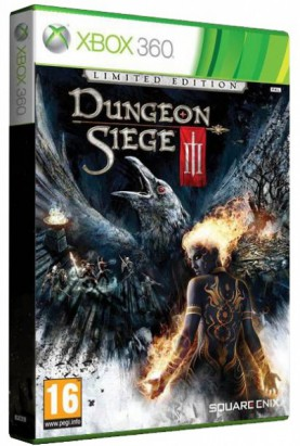 Dungeon Siege 3 (Xbox 360) - PS4, Xbox One, PS 3, PS Vita, Xbox 360, PSP, 3DS, PS2, Move, KINECT, Обмен игр и др.