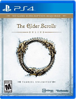 Elder Scrolls Online: Tamriel Unlimited (PS4) - PS4, Xbox One, PS 3, PS Vita, Xbox 360, PSP, 3DS, PS2, Move, KINECT, Обмен игр и др.