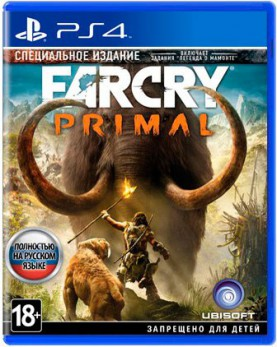 Far Cry Primal (PS4) - PS4, Xbox One, PS 3, PS Vita, Xbox 360, PSP, 3DS, PS2, Move, KINECT, Обмен игр и др.