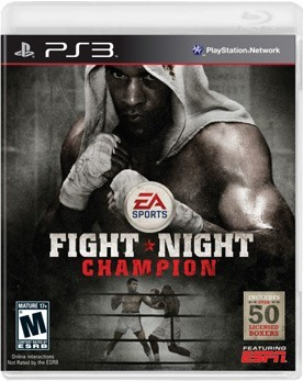 Fight Night Champion (PS3) - PS4, Xbox One, PS 3, PS Vita, Xbox 360, PSP, 3DS, PS2, Move, KINECT, Обмен игр и др.