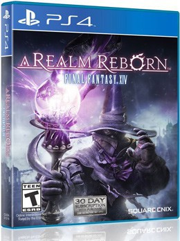 Final Fantasy XIV: A Realm Reborn (PS4) - PS4, Xbox One, PS 3, PS Vita, Xbox 360, PSP, 3DS, PS2, Move, KINECT, Обмен игр и др.