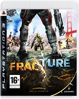 Fracture (PS3) - PS4, Xbox One, PS 3, PS Vita, Xbox 360, PSP, 3DS, PS2, Move, KINECT, Обмен игр и др.