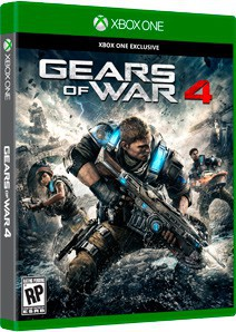 Gears of War 4 (Xbox One) - PS4, Xbox One, PS 3, PS Vita, Xbox 360, PSP, 3DS, PS2, Move, KINECT, Обмен игр и др.