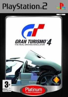 Gran Turismo 4 (PS2) - PS4, Xbox One, PS 3, PS Vita, Xbox 360, PSP, 3DS, PS2, Move, KINECT, Обмен игр и др.