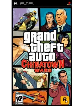 Grand Theft Auto: China Town Wars (PSP) - PS4, Xbox One, PS 3, PS Vita, Xbox 360, PSP, 3DS, PS2, Move, KINECT, Обмен игр и др.