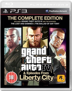 Grand Theft Auto IV Complete Edition (PS3) - PS4, Xbox One, PS 3, PS Vita, Xbox 360, PSP, 3DS, PS2, Move, KINECT, Обмен игр и др.