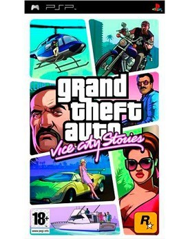 Grand Theft Auto: Vice City Stories (PSP) - PS4, Xbox One, PS 3, PS Vita, Xbox 360, PSP, 3DS, PS2, Move, KINECT, Обмен игр и др.