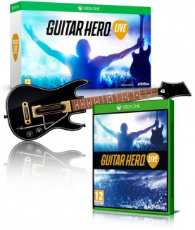 Guitar Hero Live Bundle (Xbox One) - PS4, Xbox One, PS 3, PS Vita, Xbox 360, PSP, 3DS, PS2, Move, KINECT, Обмен игр и др.
