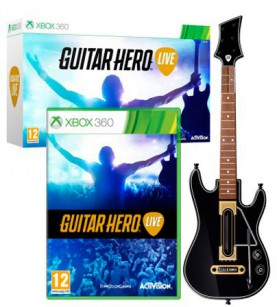 Guitar Hero Live Bundle (Xbox 360) - PS4, Xbox One, PS 3, PS Vita, Xbox 360, PSP, 3DS, PS2, Move, KINECT, Обмен игр и др.