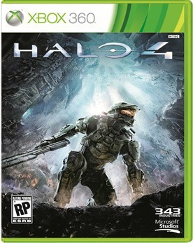 Halo 4 (Xbox 360) - PS4, Xbox One, PS 3, PS Vita, Xbox 360, PSP, 3DS, PS2, Move, KINECT, Обмен игр и др.