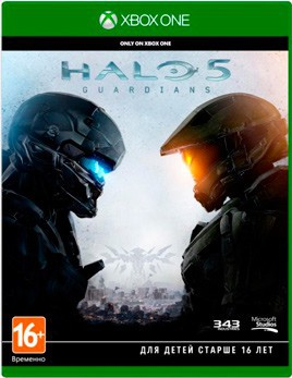 Halo 5 Guardians (Xbox One) - PS4, Xbox One, PS 3, PS Vita, Xbox 360, PSP, 3DS, PS2, Move, KINECT, Обмен игр и др.