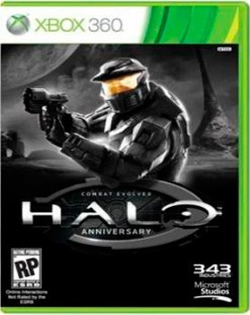 Halo Anniversary (Xbox 360) - PS4, Xbox One, PS 3, PS Vita, Xbox 360, PSP, 3DS, PS2, Move, KINECT, Обмен игр и др.