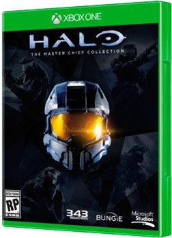 Halo The Master Chief Collection (Xbox One) - PS4, Xbox One, PS 3, PS Vita, Xbox 360, PSP, 3DS, PS2, Move, KINECT, Обмен игр и др.