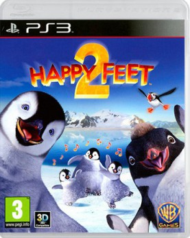 Happy Feet 2 (PS3) - PS4, Xbox One, PS 3, PS Vita, Xbox 360, PSP, 3DS, PS2, Move, KINECT, Обмен игр и др.