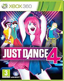 Kinect Just dance 4 (Xbox 360) - PS4, Xbox One, PS 3, PS Vita, Xbox 360, PSP, 3DS, PS2, Move, KINECT, Обмен игр и др.