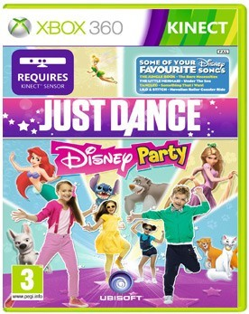 Just Dance: Disney Party (Xbox 360) - PS4, Xbox One, PS 3, PS Vita, Xbox 360, PSP, 3DS, PS2, Move, KINECT, Обмен игр и др.