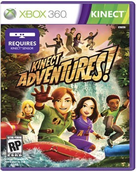 Kinect Adventures (Xbox360) - PS4, Xbox One, PS 3, PS Vita, Xbox 360, PSP, 3DS, PS2, Move, KINECT, Обмен игр и др.