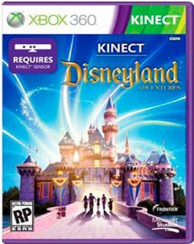 Kinect Disneyland Adventures (Xbox 360) - PS4, Xbox One, PS 3, PS Vita, Xbox 360, PSP, 3DS, PS2, Move, KINECT, Обмен игр и др.