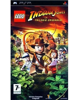 LEGO Indiana Jones (PSP) - PS4, Xbox One, PS 3, PS Vita, Xbox 360, PSP, 3DS, PS2, Move, KINECT, Обмен игр и др.