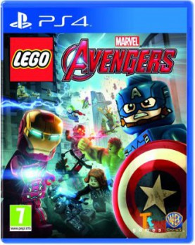 LEGO: Marvel Мстители (PS4) - PS4, Xbox One, PS 3, PS Vita, Xbox 360, PSP, 3DS, PS2, Move, KINECT, Обмен игр и др.