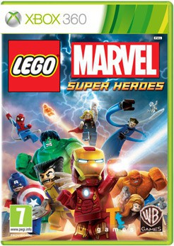 LEGO Marvel Super Heroes (Xbox 360) - PS4, Xbox One, PS 3, PS Vita, Xbox 360, PSP, 3DS, PS2, Move, KINECT, Обмен игр и др.