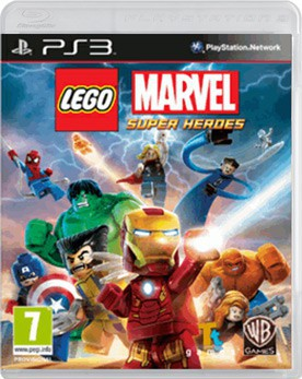LEGO Marvel Super Heroes (PS3) - PS4, Xbox One, PS 3, PS Vita, Xbox 360, PSP, 3DS, PS2, Move, KINECT, Обмен игр и др.