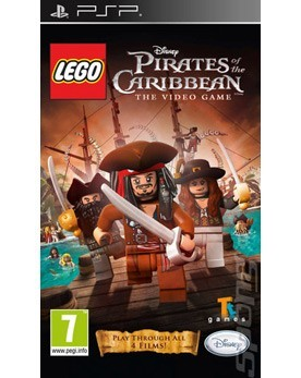 LEGO Pirates of the Caribbean (LEGO Пираты Карибского Моря) (PSP) - PS4, Xbox One, PS 3, PS Vita, Xbox 360, PSP, 3DS, PS2, Move, KINECT, Обмен игр и др.