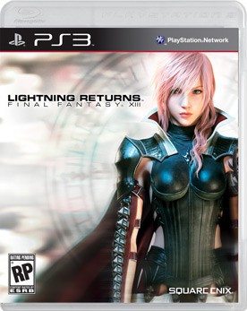 Lightning Returns: Final Fantasy 13 (PS3) - PS4, Xbox One, PS 3, PS Vita, Xbox 360, PSP, 3DS, PS2, Move, KINECT, Обмен игр и др.