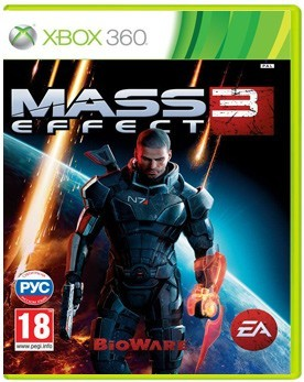 Mass Effect 3 (Xbox 360) - PS4, Xbox One, PS 3, PS Vita, Xbox 360, PSP, 3DS, PS2, Move, KINECT, Обмен игр и др.