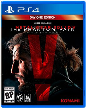 Metal Gear Solid 5: The Phantom Pain (PS4) - PS4, Xbox One, PS 3, PS Vita, Xbox 360, PSP, 3DS, PS2, Move, KINECT, Обмен игр и др.