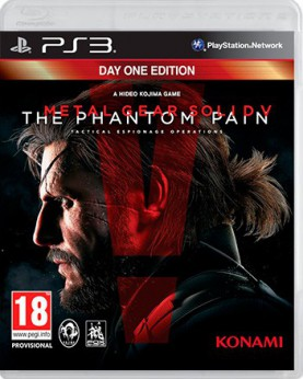 Metal Gear Solid 5: The Phantom Pain (PS3) - PS4, Xbox One, PS 3, PS Vita, Xbox 360, PSP, 3DS, PS2, Move, KINECT, Обмен игр и др.