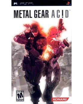 Metal Gear Solid: ACID (PSP) - PS4, Xbox One, PS 3, PS Vita, Xbox 360, PSP, 3DS, PS2, Move, KINECT, Обмен игр и др.