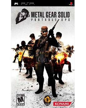 Metal Gear Solid: Portable OPS (PSP) - PS4, Xbox One, PS 3, PS Vita, Xbox 360, PSP, 3DS, PS2, Move, KINECT, Обмен игр и др.