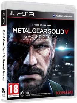 Metal Gear Solid V: Ground Zeroes (PS3) - PS4, Xbox One, PS 3, PS Vita, Xbox 360, PSP, 3DS, PS2, Move, KINECT, Обмен игр и др.